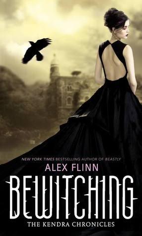 Capa e sinopse de Bewitching, novo livro da autora Alex Flinn. 6
