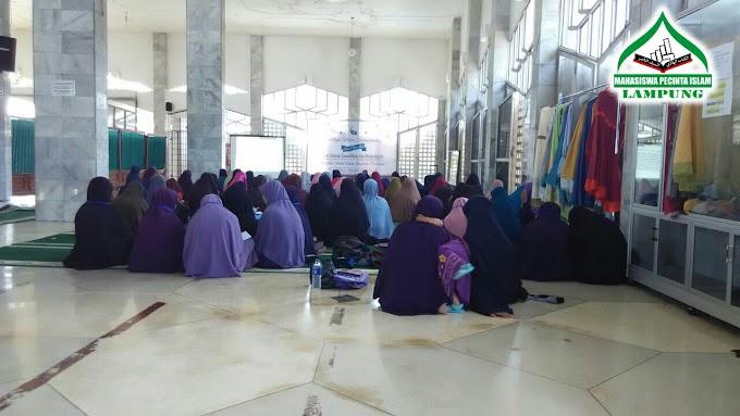 Muslimah MPI Lampung Sukses Gelar Dua Acara Akbar