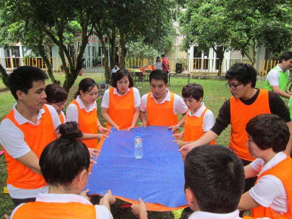 Team Building Ngoài Trời (Outdoor) Tổ Chức Dễ Dàng