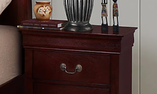 Elegant nightstand on sale for $111.49