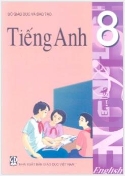 Sách Giáo Khoa Tiếng Anh 8 - Nhiều Tác Giả