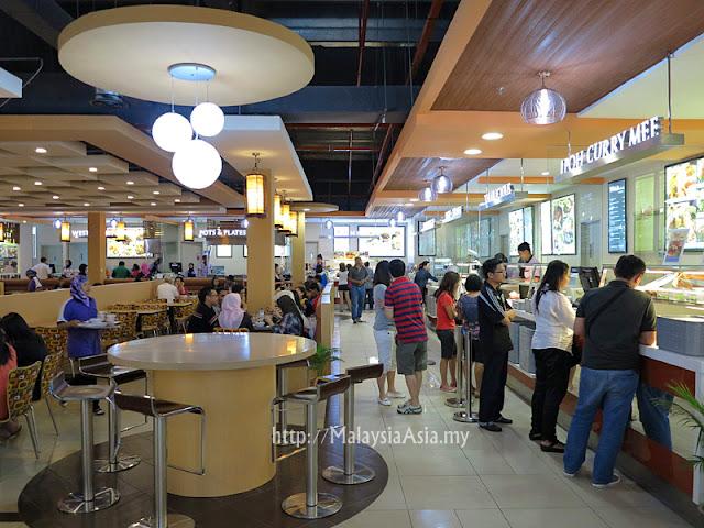 Food Court Johor Premium Outlets