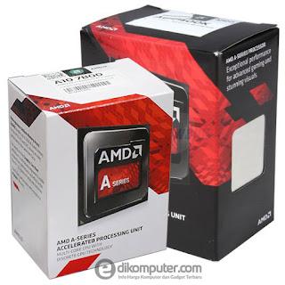 Harga Processor AMD Kaveri Terbaru 2016