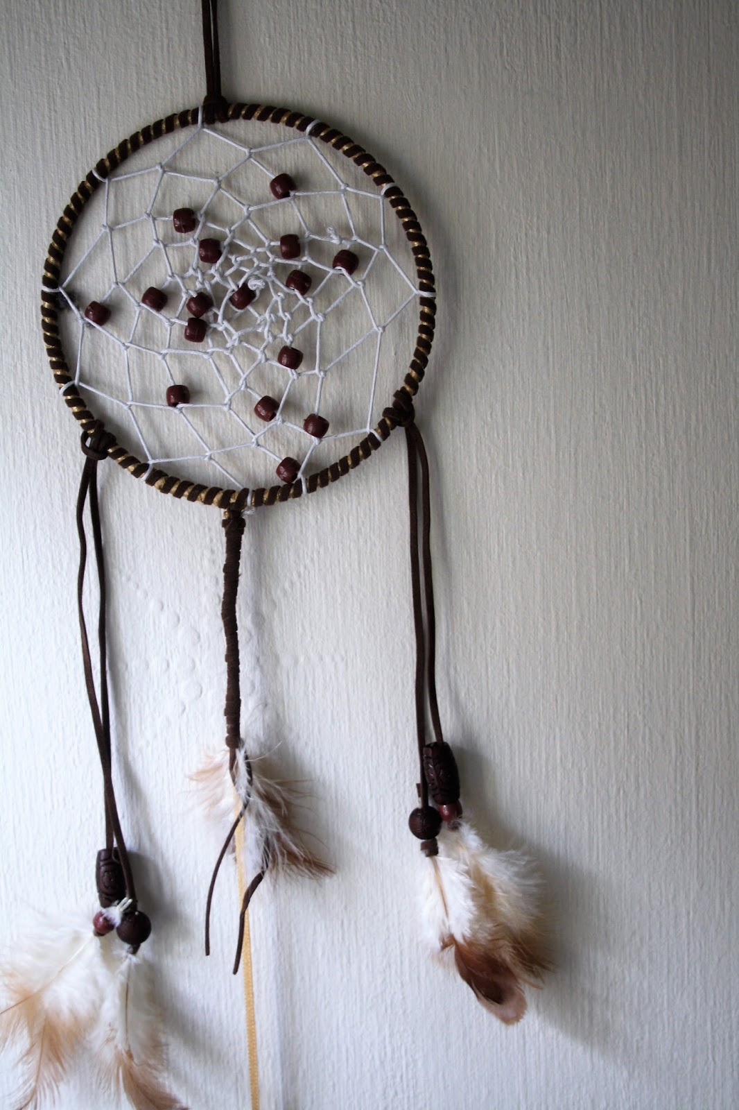 knitwitsowls 1 make your own dream catcher from the
