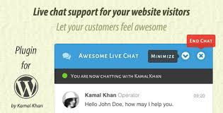 Download Awesome Live Chat v1.3.7