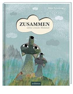 Cover von Britta Teckentrup - Zusammen unter einem Himmel
