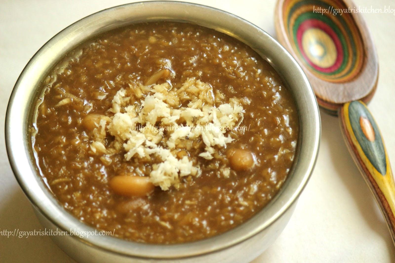 recipe: gavachi kheer recipe [15]