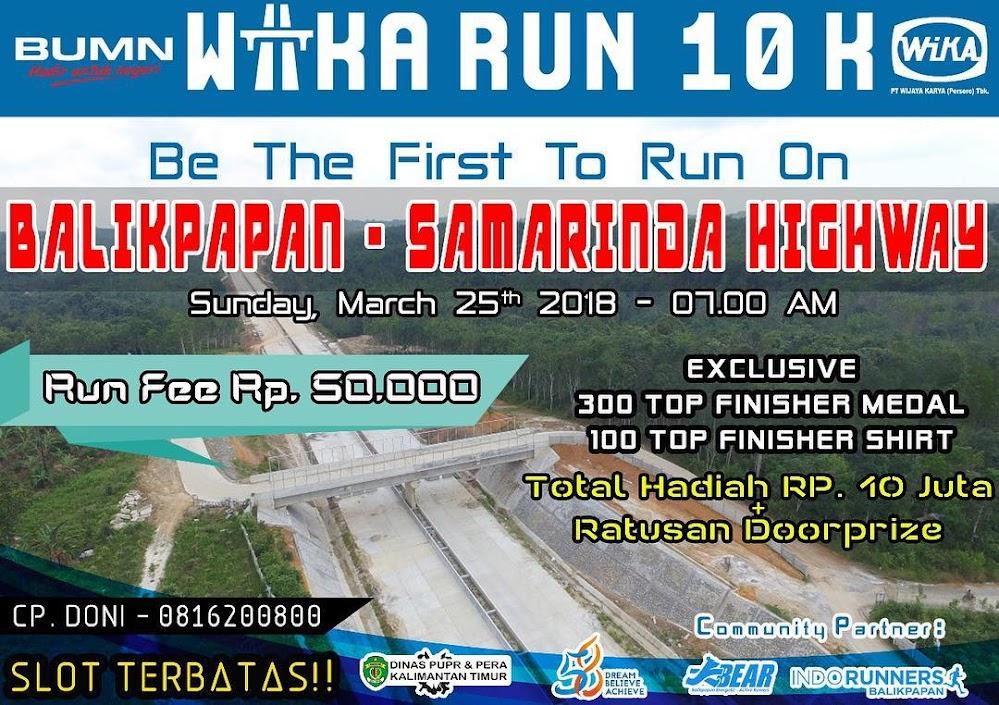 WIKA Run 10K • 2018