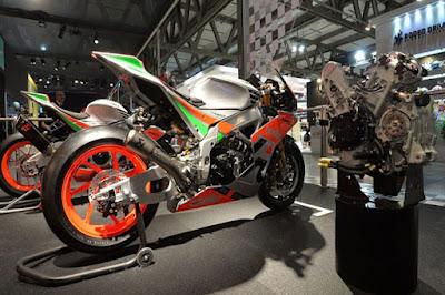 Aprilia RSV4 R FW-GP, Spek MotoGP produksi Masal