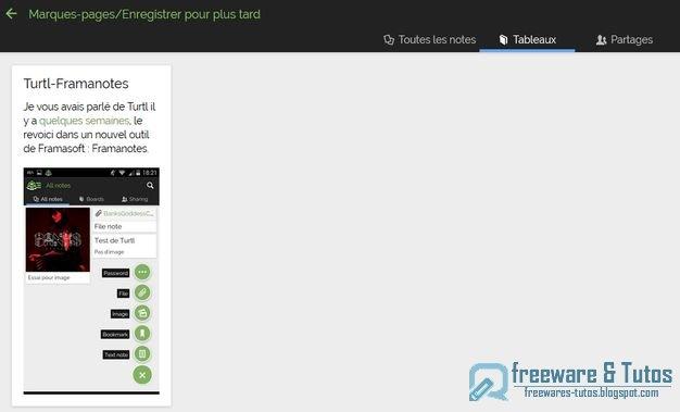Framanotes : un outil de prise de notes rien que pour vous !