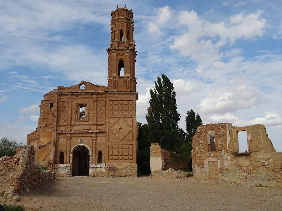 Convento de San Agustín, Belchite