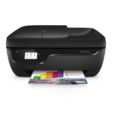 Main functions of this HP coloring inkjet printer HP OfficeJet 3833 Driver Downloads