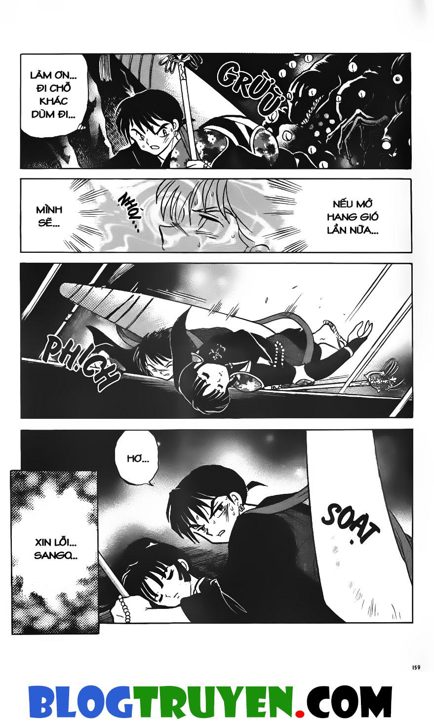 Inuyasha vol 27.9 trang 10