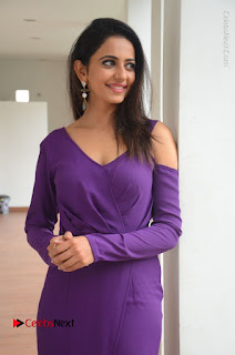 Actress Rakul Preet Singh Latest Stills in Beautiful Long Dress  0098.JPG