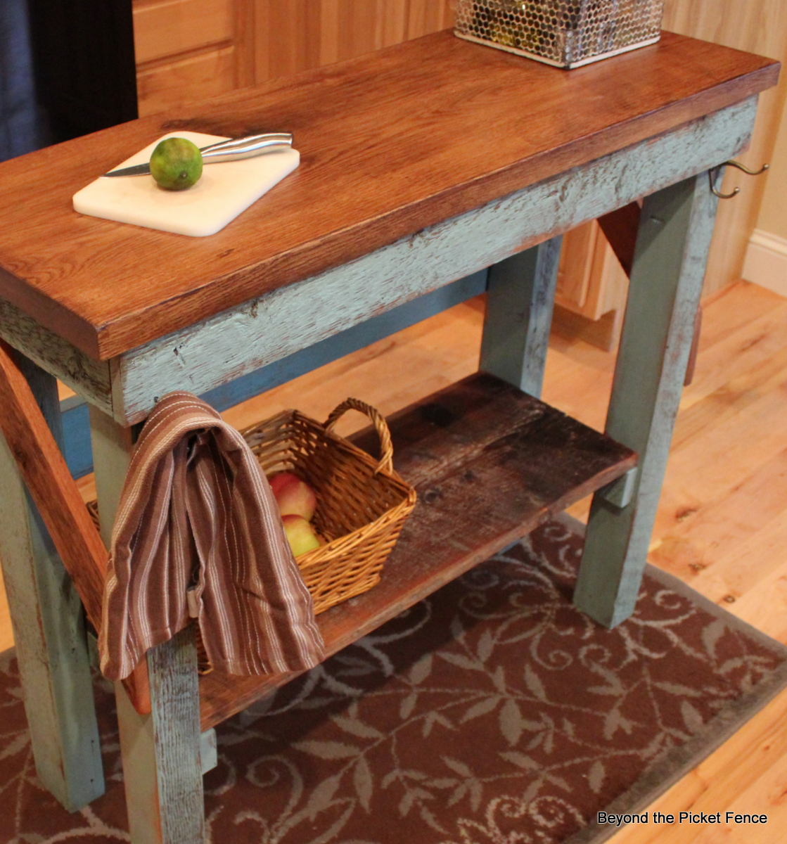 Wood Kitchen Island Plans Woodworking Bench Top Teds Woodworking Plans
