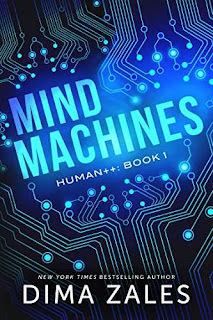 Mind Machines - a mind-bending free thriller book promotion Dima Zales