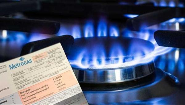 Gobierno argentino elabora nuevo cuadro tarifario para el gas