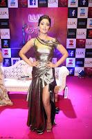 Shreya Saran in Skin Tight Golden Gown ~  Exclusive 012.JPG