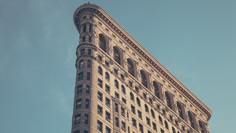 The Architecture of Flatiron Building HD