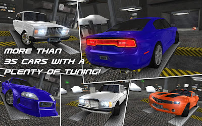 Drag Racing 3D v1.7.7 Full Game Apk-screenshot-4