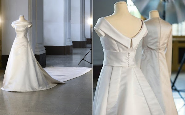 Christening Gowns From Wedding Dresses 26 Simple Swedish Royal Wedding Dresses