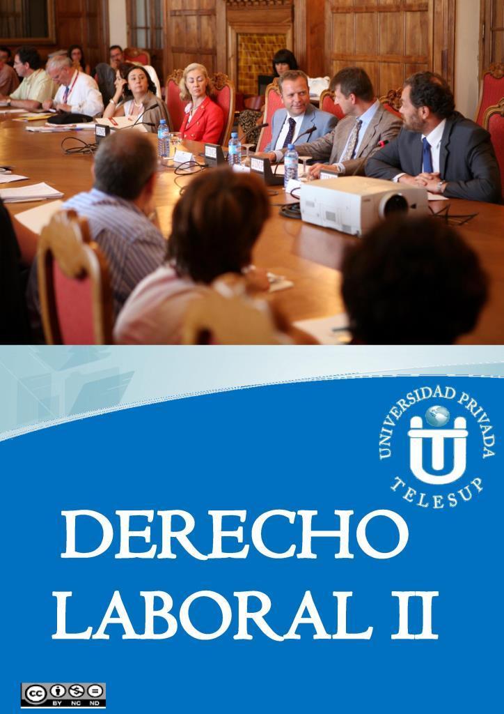 Derecho laboral II – TELESUP
