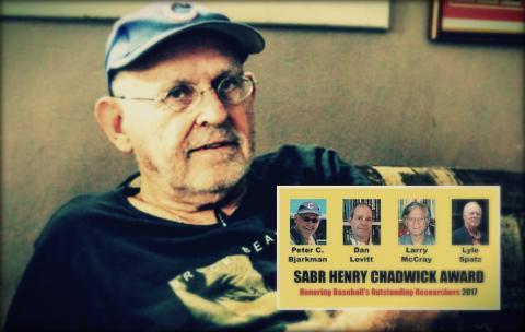 Peter C. Bjarkman ha escrito más de 40 libros y ha sido pilar en el rescate y re-descubrimiento del béisbol cubano