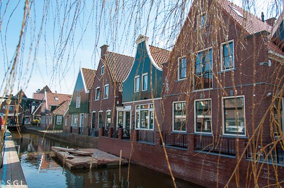 Excursion desde Amsterdam: Volendam, Marken y los molinos