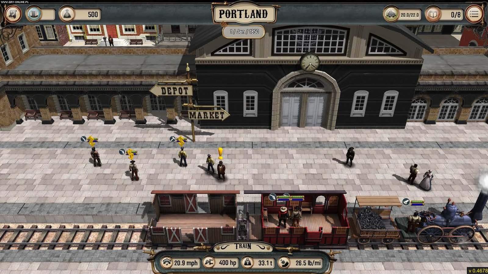 تحميل لعبة Bounty Train مضغوطة برابط واحد مباشر كاملة مجانا