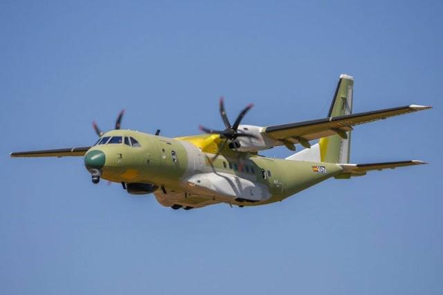 Colombia - CASA C-295 y C235 (Aviónes de transporte táctico medio España) - Página 3 Av2