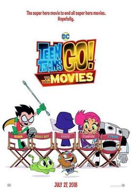 Teen Titans Go To the Movie 2018 English 720p HD-TSRip X264-1XBET Full Movie GDrive