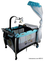 Baby Playpen BabyElle BE9A89XLR Extra Large