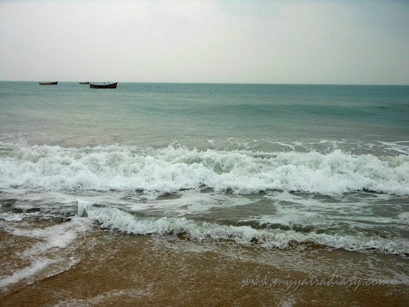Beautiful Dhanushkodi Beach, Rameshwaram