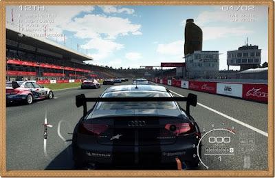GRID Autosport Gameplay windows