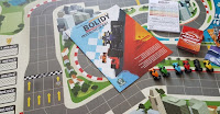 konkurs gra planszowa bolidy portal games