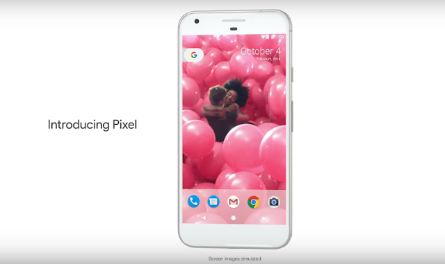 Google Pixel Commercial: Crush by you, Phone by Google