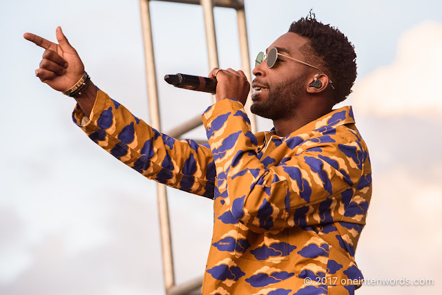 Tinie Tempah at The Portlands for NXNE on June 24, 2017 Photo by John at One In Ten Words oneintenwords.com toronto indie alternative live music blog concert photography pictures photos