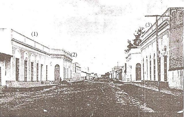 Resultado de imagen para fotos anecdotas historicas calles concepcion paraguay