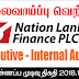 Vacancies In Nation Lanka Finance PLC   Post Of - Executive - Internal Audit