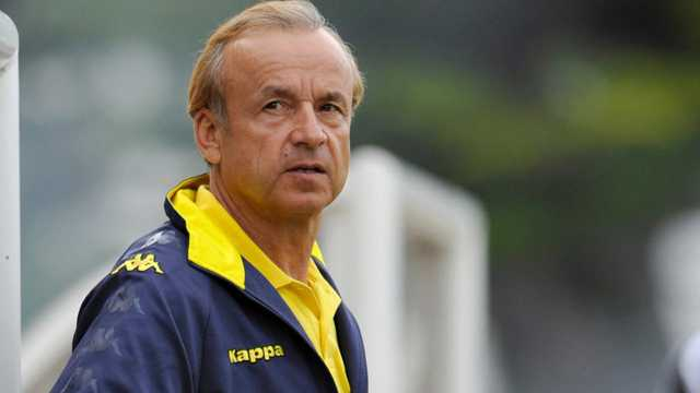 German Gernot Rohr