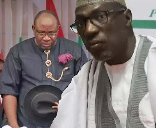 Ahmed Makarfi and Governor Seriake Dickson