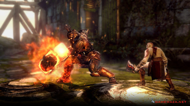 God of War Ascension Gameplay Screenshot 1