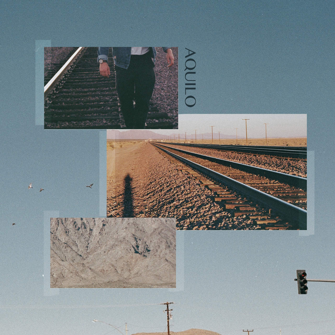 Aquilo - I Could Fight On a Wall - Single