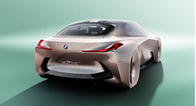 2017 BMW Vision Next 100 Concept