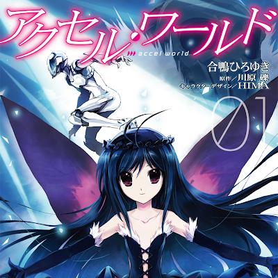 Manga de Accel World a la venta en español en octubre