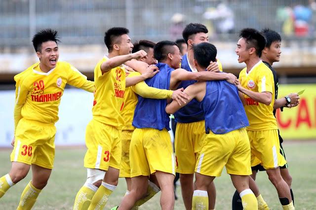 Đương kim vô địch Sông Lam Nghệ An tự tin sau tứ kết Cúp quốc gia