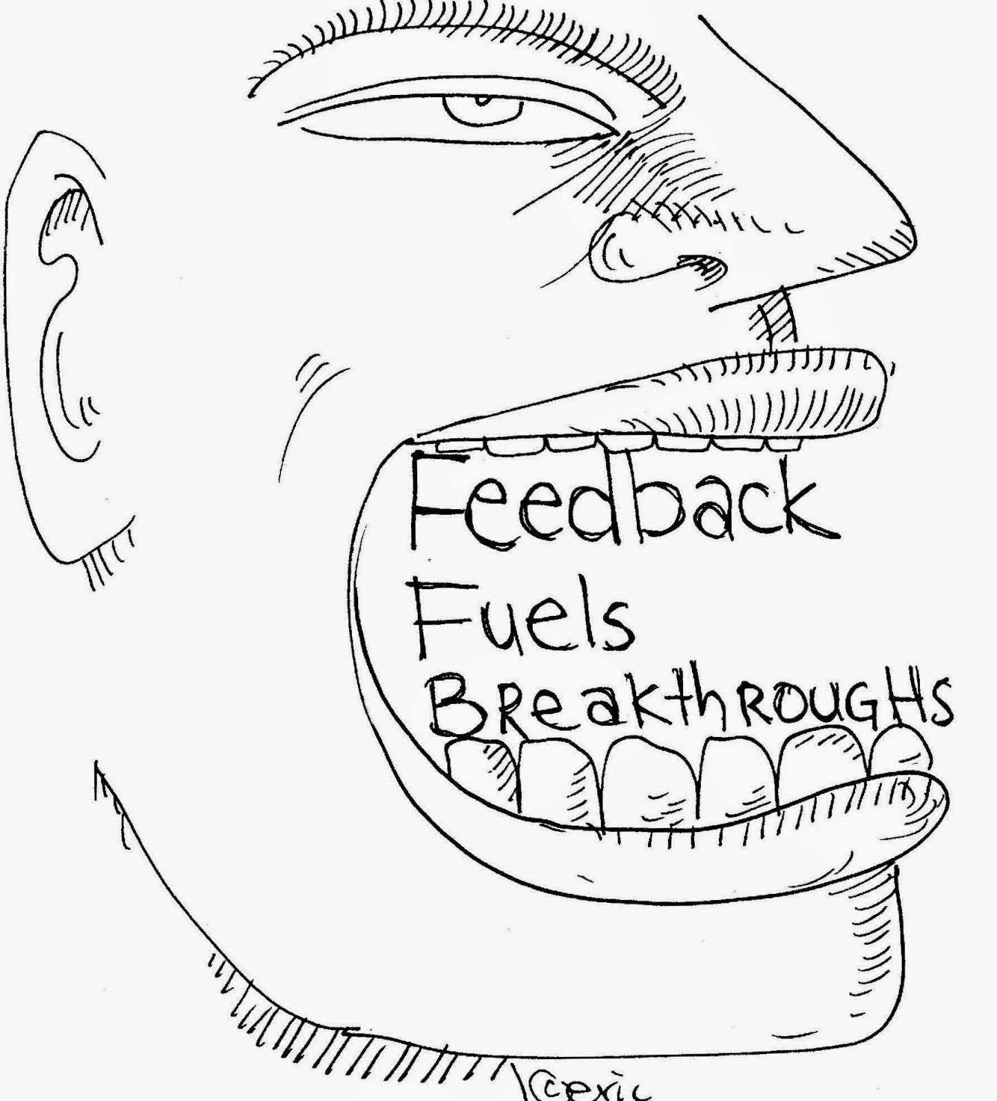 Leading Motivated Learners: Feedback: It's All Good