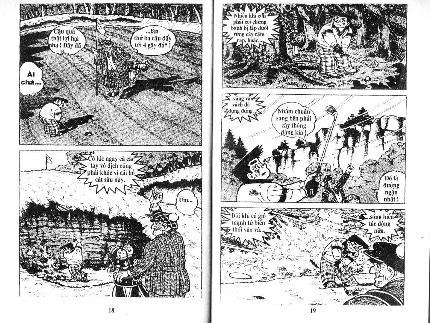 Ashita Tenki ni Naare chapter 50 trang 8