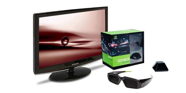Image of Nvidia 3D Vision