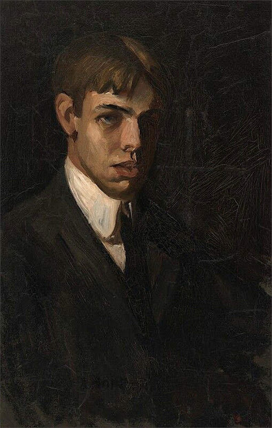 Edward Hopper Self Portrait Paintings